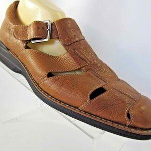 3c86e81ef6f707 Johnston   Murphy Sz 11 Sandals Loafers Mens Shoes